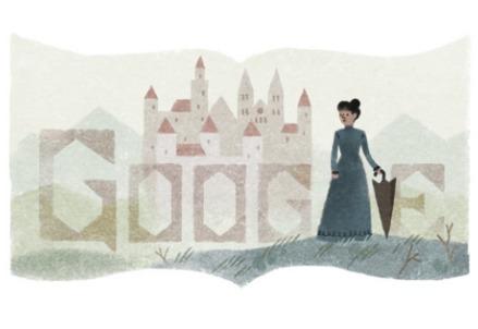 Marija Juric Zagorka, doodle Google