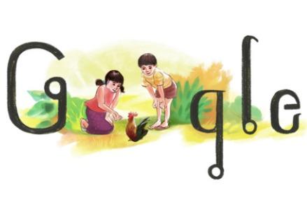 Ratchanee Sripaiwan, doodle Google Thailandia