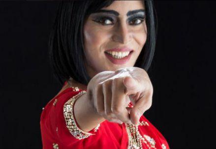 Prima Drag Queen musulmana in Regno Unito