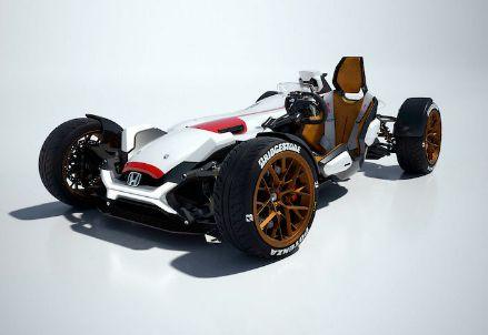 La nuova Honda Project 2&4