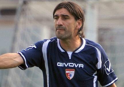 Ivan Juric, allenatore del Crotone