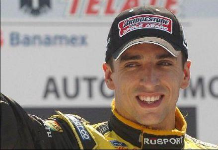 Justin Wilson, pilota IndyCar