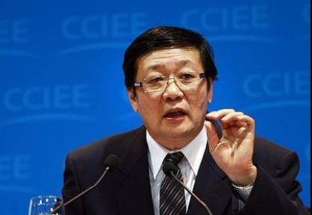 Lu Jiwei, ministro delle finanze cinese (Immagine dal web)