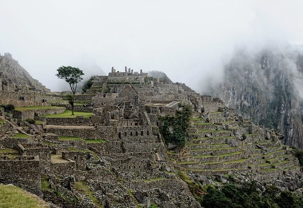 Machu Picchu in the mist   (Rtype909)