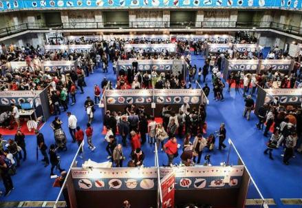 La seconda edizione della Maker Faire Rome