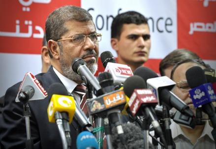 Mohammed Morsi, il nuovo presidente della Repubblica