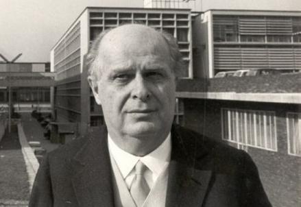 Adriano Olivetti (Immagine d'archivio)