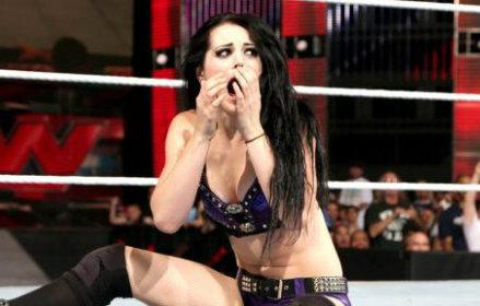 Paige, una delle Divas della Wwe