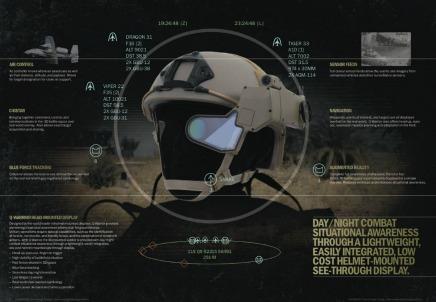 Elmetto 3D Q Warrior