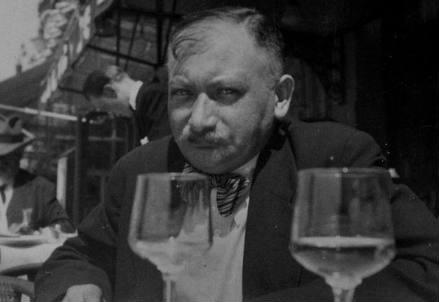 Joseph Roth (1894-1939) (Foto dal web)