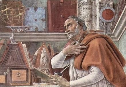 Sant'Agostino (Botticelli)