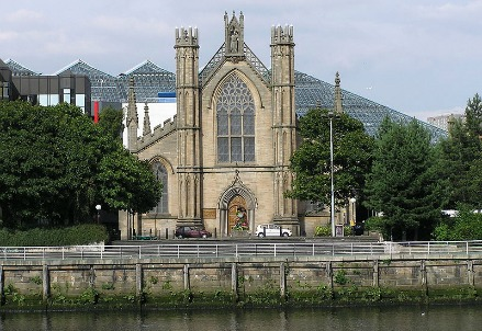 St. Andrew's Cathedral in Glasgow