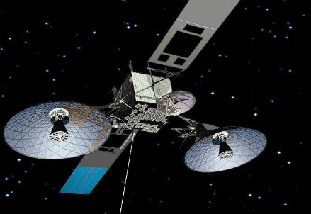 Il satellite TDRS-K  (credit: Boeing)