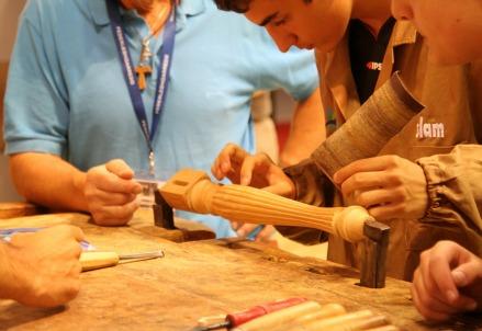 Operatore del legno, Polo formativo di Lentate