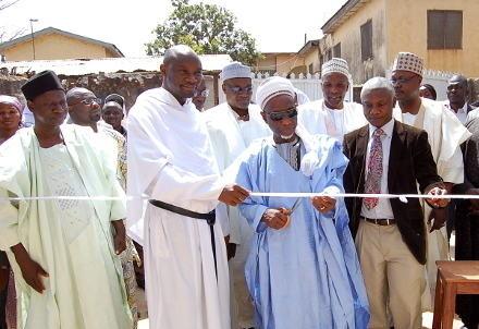 Agostiniani in Nigeria (Foto Augustinians.net)