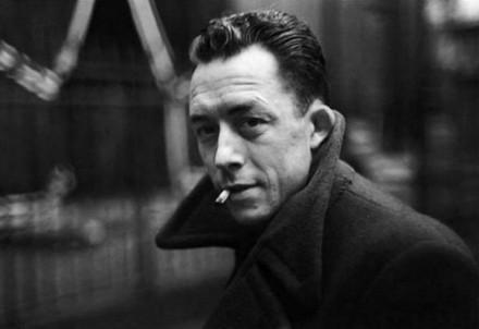 Albert Camus (Immagine d'archivio)