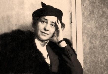 Hannah Arendt (1906-1975) (Foto dal web)