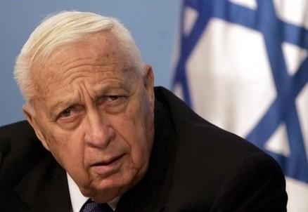 Ariel Sharon (1928-2014) (Immagine d'archivio)