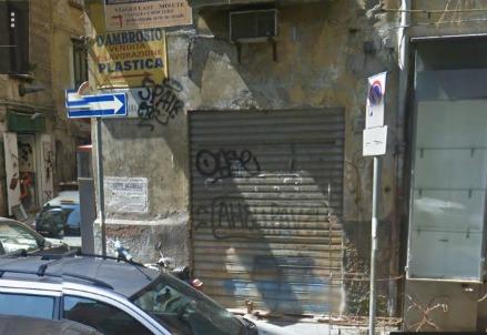 Via Basile a Napoli