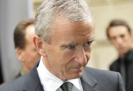 Bernard Arnault (foto Wikipedia)