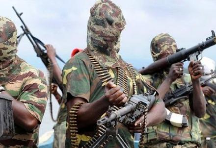 Terroristi di Boko Haram (Immagine dal web)