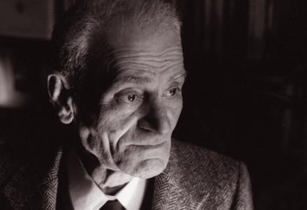 Giorgio Caproni (1912-1990) (Immagine d'archivio)