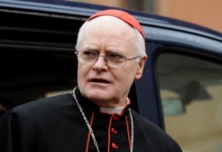Il cardinale Pedro Odilo Scherer, arcivescovo di San Paolo in Brasile