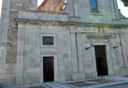 La chiesa di Santa Maria di Costantinopoli