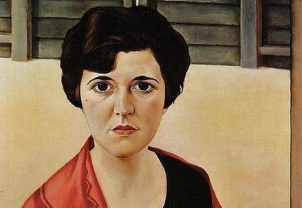 Christian Schad, Donna tedesca (1920 circa) (Immagine dal web)