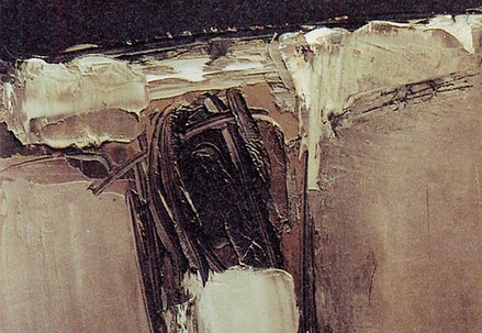 William Congdon, Crocifisso (Immagine dal web)