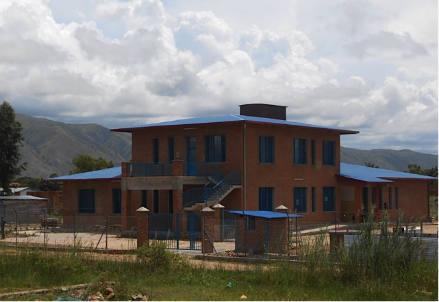 Il Centro Ospedaliero Mario Vannucci