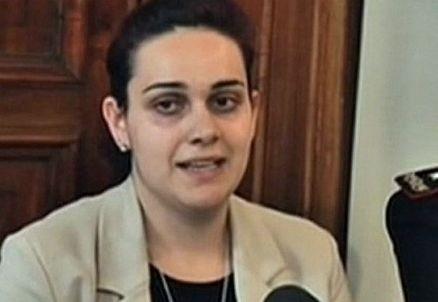 Cristina Giangrande (Immagine d'archivio)