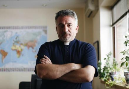 Douglas al Bazi (foto larazon.es)