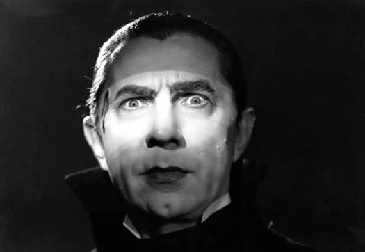 Bela Lugosi nelle vesti di Dracula