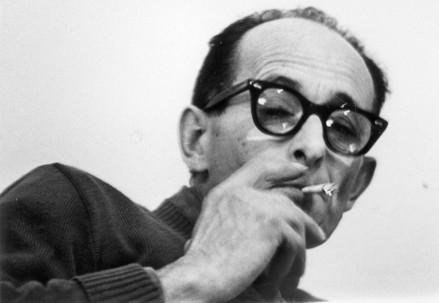 Adolf Eichmann (1906-1962) (Immagine d'archivio)