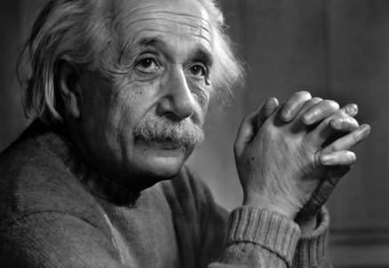 Albert Einstein (1879-1955) (Immagine dal web)