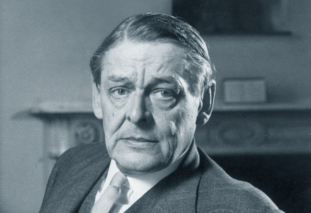 Thomas Stearns Eliot (1888-1965) (Immagine dal web)
