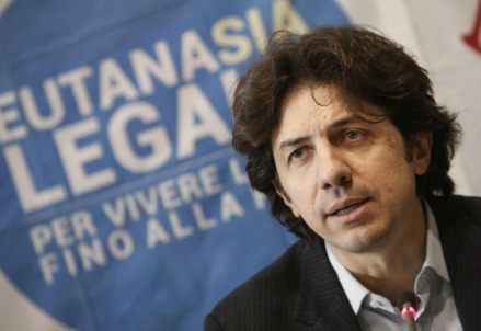 Marco Cappato, leader dei Radicali Italiani (Foto dal web)