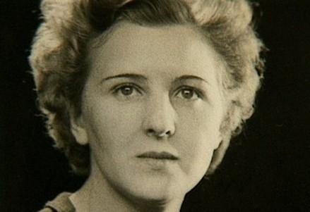 Eva Braun-Hitler (1912-1945) (Immagine d'archivio)