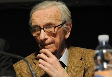 Ezio Raimondi (1924-2014) (fotoSchicchi, il Resto del Carlino)