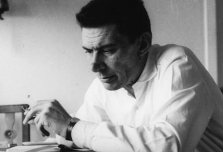 Beppe Fenoglio (Immagine d'archivio)