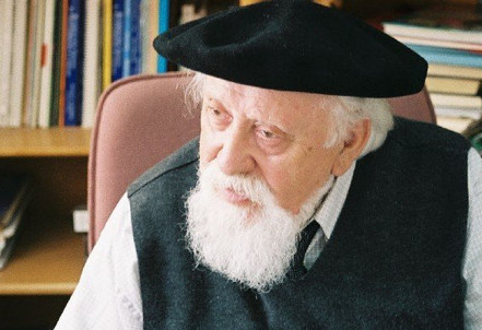 Reuven Feuerstein (1921-2014) (Immagine d'archivio)
