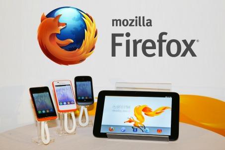 Firefox OS su Smartphone e Tablet