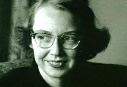 Flannery O'Connor (1925-1964) (Immagine dal web)
