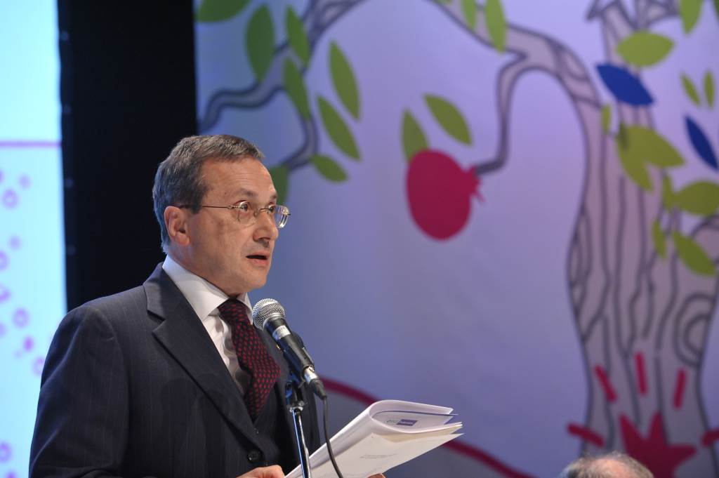 Alessandro Azzi, presidente Federcasse
