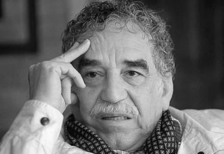 Gabriel García Márquez (1927-2014) (Immagine d'archivio)