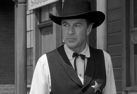 Gary Cooper in High Noon (1952) (Immagine dal web)