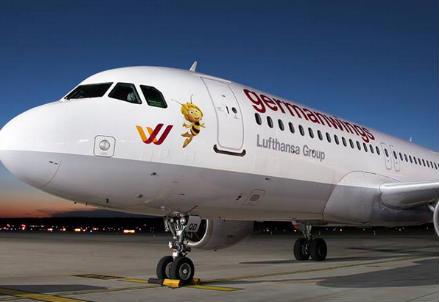 Un aereo Germanwings