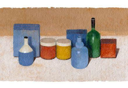 Il logo di Google dedicato a Giorgio Morandi