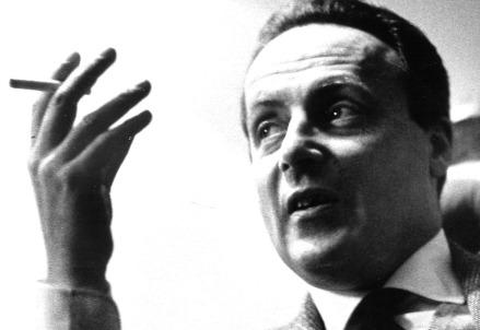 Giorgio Bassani (1916-2000) (Foto dal web)
